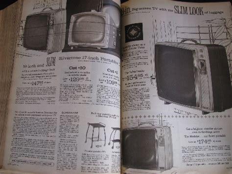 spring summer vintage sears big book catalog