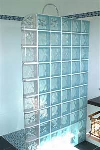 point sur les avancees de ces 3 semaines construction With porte d entrée pvc avec mur en brique de verre pour salle de bain