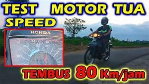 Test Riding Honda Astrea 800 L Tembus 80 Km  Jam