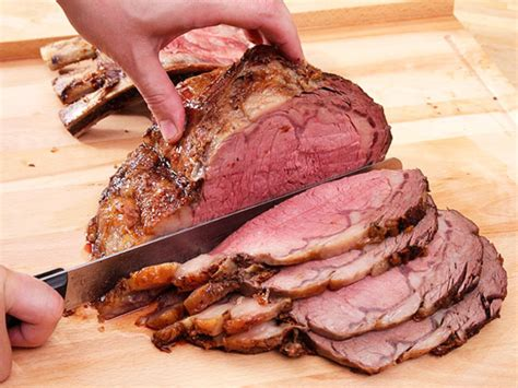 food lab  rules  perfect prime rib  eats