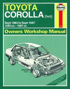 Diva Autobook  Buku   Toyota Corolla Sept 1983