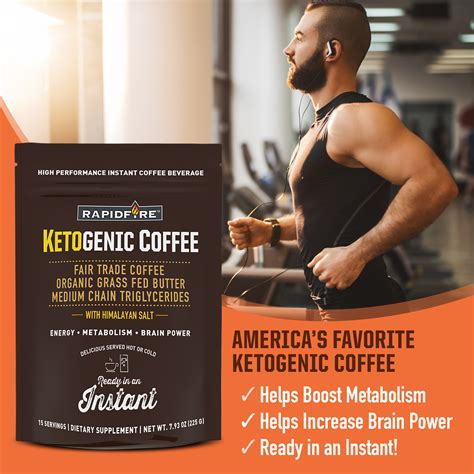 For access to exclusive gear videos, celebrity interviews, and more, subscribe on youtube! Rapid Fire Ketogenic Fair Trade Coffee Instant Mix 7.9 Oz Robust Drink Beverages 35046102494   eBay