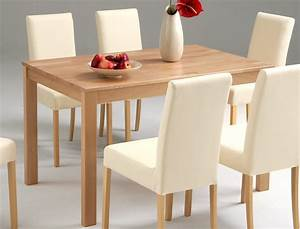 Esstisch Stühle Beige : tischgruppe essgruppe buche esstisch 125x80cm 6 st hle beige emilian ivett ebay ~ Markanthonyermac.com Haus und Dekorationen