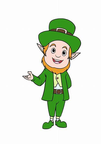 Leprechaun Cartoon Clipart Easy Transparent Drawing Webstockreview