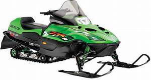 Arctic Cat Snowmobile 1999
