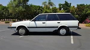 1988 Subaru Wagon