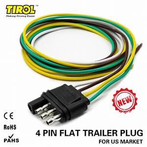 Plug In Trailer Wiring Harness
