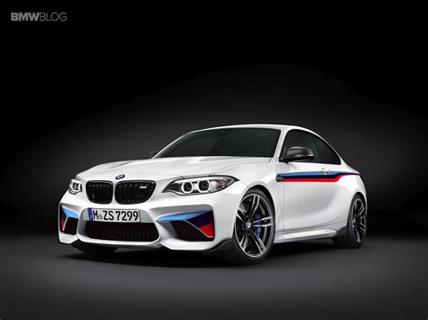 Bmw New Accessories And Aero Parts At The Essen Motor Show