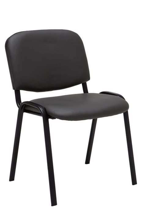 conference chair ken waiting room office stackable metal