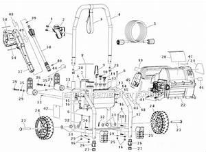 35 Ryobi Pressure Washer Parts Diagram