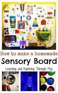 DIY Sensory Board Fun for Children