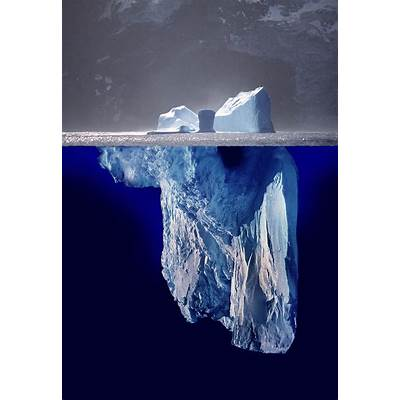 tip of the iceberg - Wiktionary