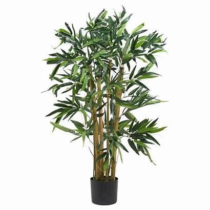Bamboo Tree Natural Silk Planter Plants Artificial