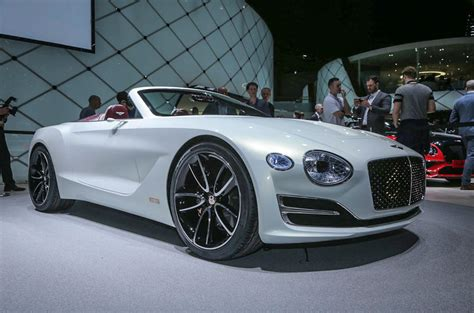 bentley sports coupe bentley boss lifts the lid on new electric sports car