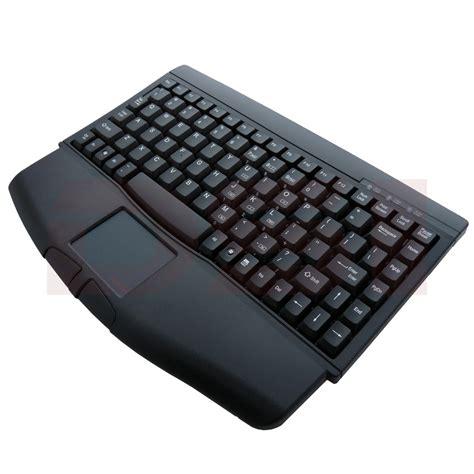 solidtek mini black ps keyboard  touchpad kb