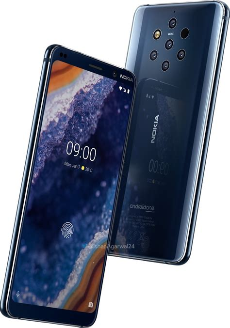 reportedly official nokia 9 pureview renders surface