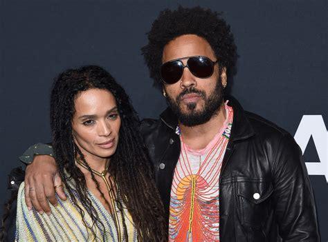 Why Lenny Kravitz And Lisa Bonet Are Divorce Goals