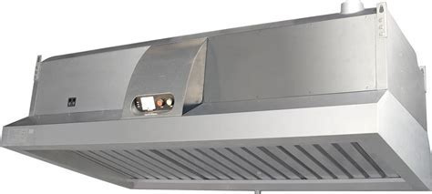 Range Hood Fume Extractor For Commercial Kitchen   Buy