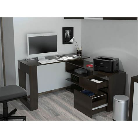 Office Depot Office Furniture by Best White U Shaped Workstation W Hutch Greenvirals Style