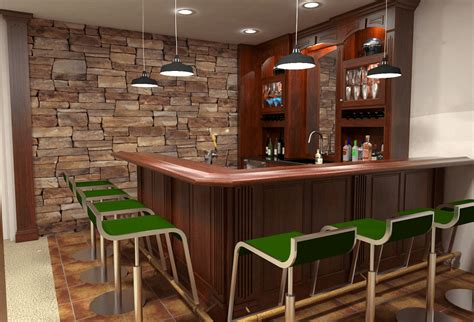 The Ultimate Guide To Creating A Home Bar