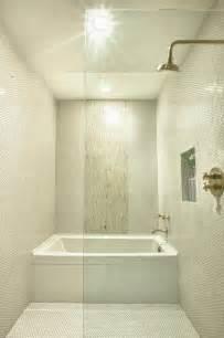 modern shower tub modern tub and shower room modern bathroom denver by design platform