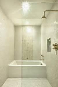 Modern, Tub, And, Shower, Room, -, Modern, -, Bathroom, -, Denver