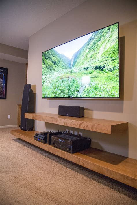 Modern Living Room Diy by 20 Best Diy Entertainment Center Design Ideas For Living