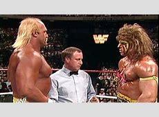 Revive la histórica pelea entre Hulk Hogan y 'El Último