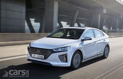 Hyundai Ioniq Plug In Hybrid Uk Price And Spec Announced