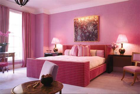 follow steps  decorating  pink