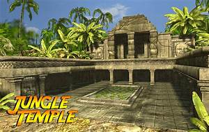 Jungle Temple - Extended License 3D Models Extended ...