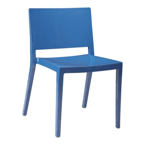 modern plastic leisure side dining chair from china