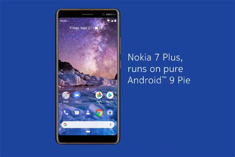nokia announces   phone   android pie  verge