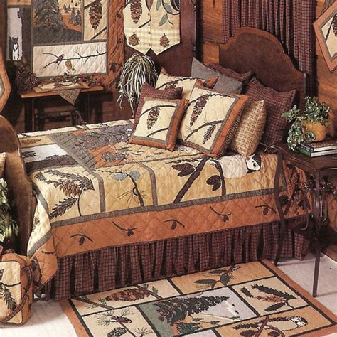Patch Magic Quilts Pinecone Bedding By Patch Magic Quilts