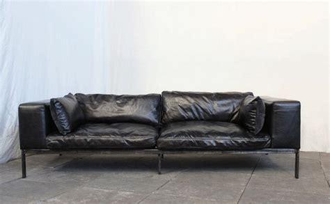canapé lit noir canape lit cuir noir maison design wiblia com