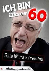 60 Geburtstag Frau Lustig : 60 geburtstags lustige geburtstagsgr e geburtstagsspr che welt ~ Frokenaadalensverden.com Haus und Dekorationen