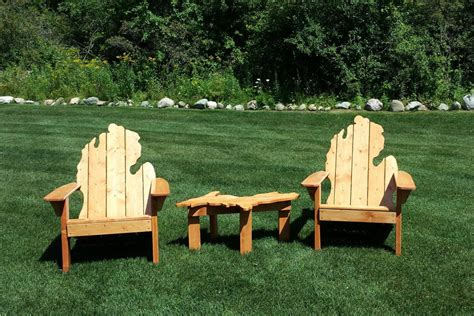 michigan adirondack chair local up only