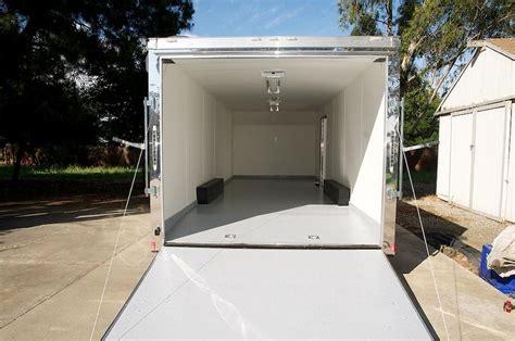 Epoxy Garage Floor Phoenix Az by Trailer Floor Covering Page 3 Rennlist Porsche