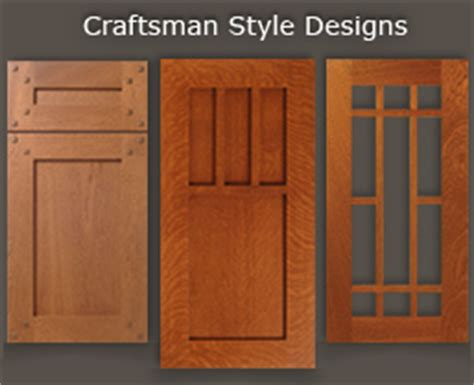 craftsman style kitchen cabinet doors craftsman style doors cabinet refacing crown 8483