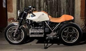 Bmw K 100 Cafe Racer : tailor made bmw k100 k75 cafe racer seat kit seat and ~ Jslefanu.com Haus und Dekorationen