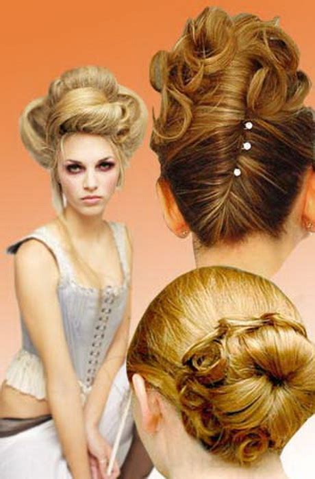 different hair updo styles different hair style