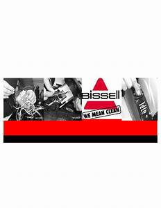 Bissell Proheat Pro-tech 7920 User U0026 39 S Manual