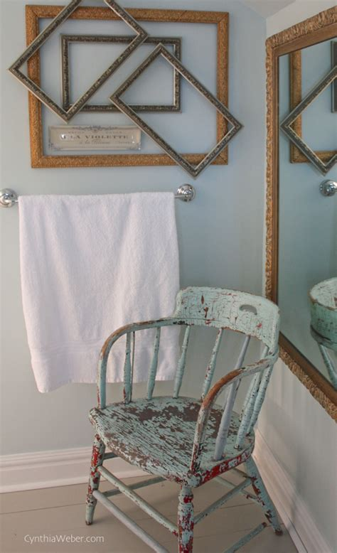 client diaries jess brad vintage glam bathroom reveal