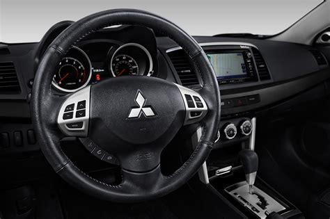 2017 Mitsubishi Lancer Interior