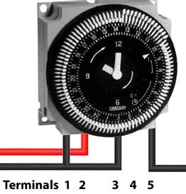Grasslin Time Clock Wiring Diagram by How To Wire Legrand 03700 Timer