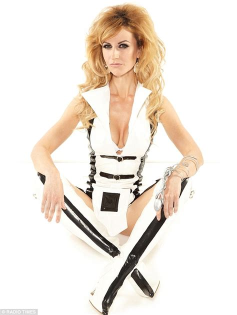jane kelly actress katherine kelly is white hot as she poses as barbarella
