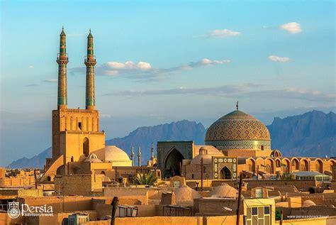 Iran Yazd Province