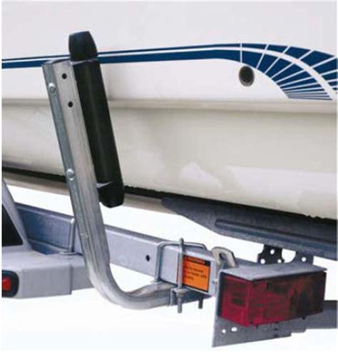 Pontoon Boat Trailer Guide Rollers by Boat Trailer Side Guide On Roller Kit
