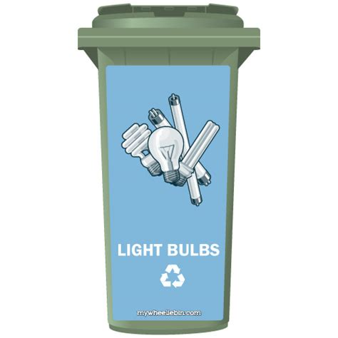 light bulb information for recycling wresting