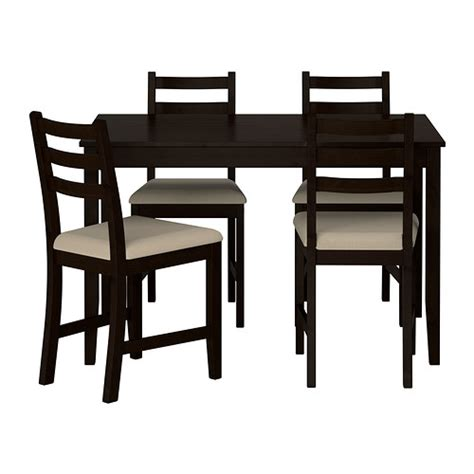 table and four chairs lerhamn table and 4 chairs ikea